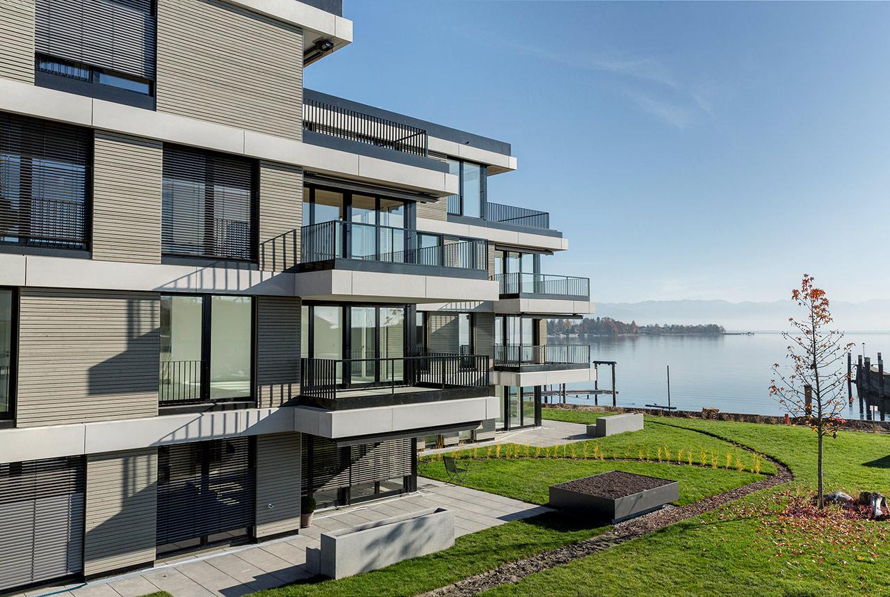 Leben am See in Kressbronn am Bodensee Kulturdenkmal